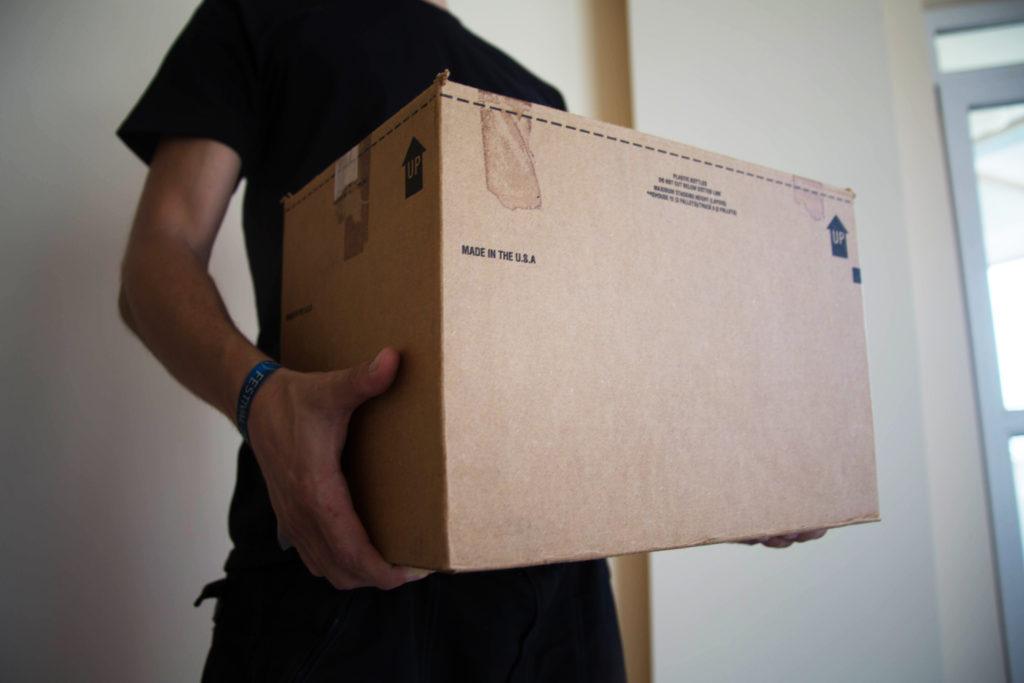 déménageur international cartons de déménagement inertnational